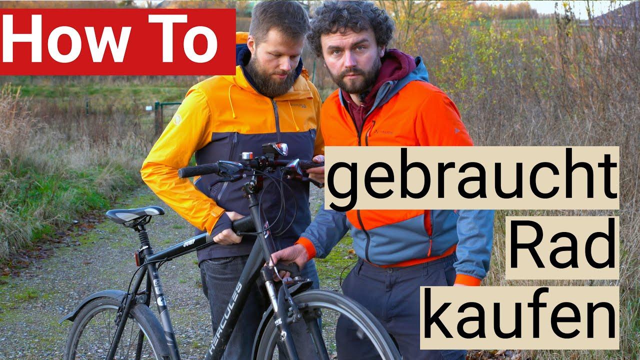 Gebrauchtes Fahrrad Kaufen Worauf Achten