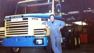 Bennie Offenberg [3] - Eerste medewerker bij het nieuwe Scania