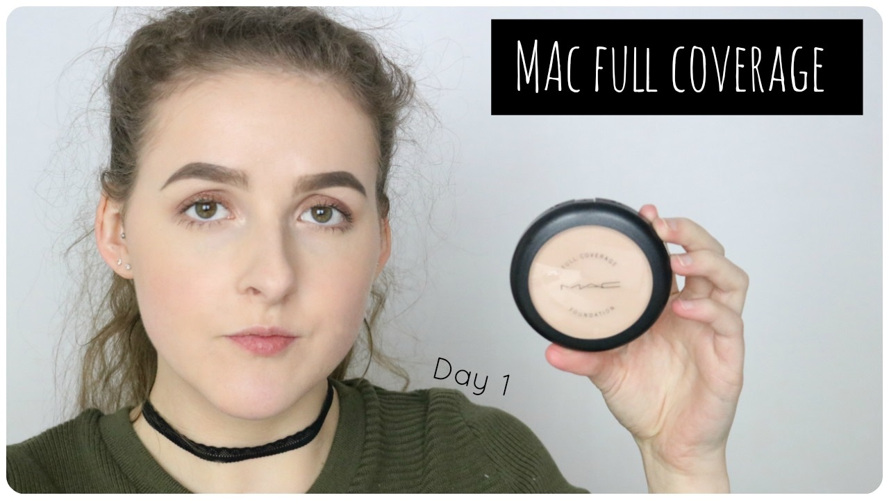 mac full coverage foundation w10 swatch