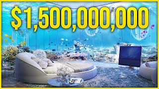 Discover the Magnificent Underwater Suits of 1 5 Billion Atlantis the Palm Dubai