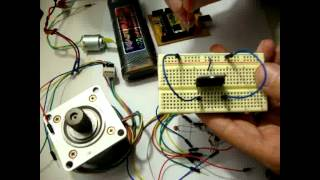 Lab: DC Motor Control Using an H-Bridge ITP Physical