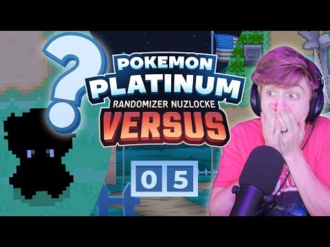 A SPECIAL SURPRISE FOR DYLAN! • Pokemon Platinum Versus • EP 05