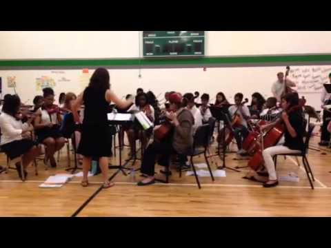 Lakewood Montessori Middle School 2014 Strings Concert