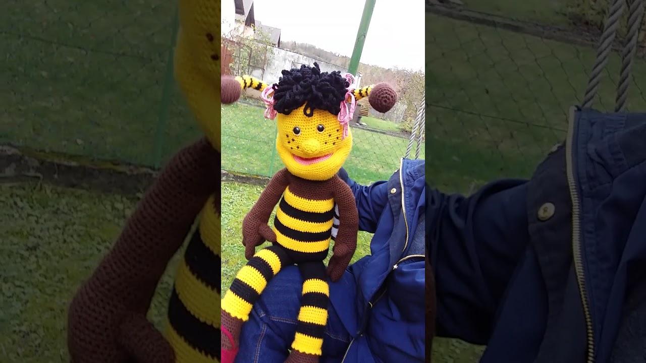 Salome Eine Plapperpuppe Biene Youtube