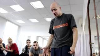 Егор Дружинин о табуретке