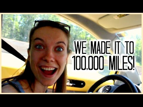 We Made it to 100,000 Miles!