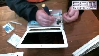 Разборка нетбука Acer Aspire One D257(, 2013-09-16T05:56:01.000Z)