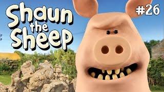 Shaun the Sheep - Bitzer Cidera Kaki [Pig Trouble]