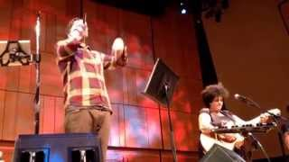 The Uncluded/ Aesop Rock/ Kimya Dawson: Delicate Cycle LIVE at Carnegie Hall NYC