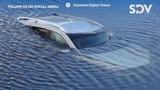 Quick steps on how to escape from a sinking vehicle