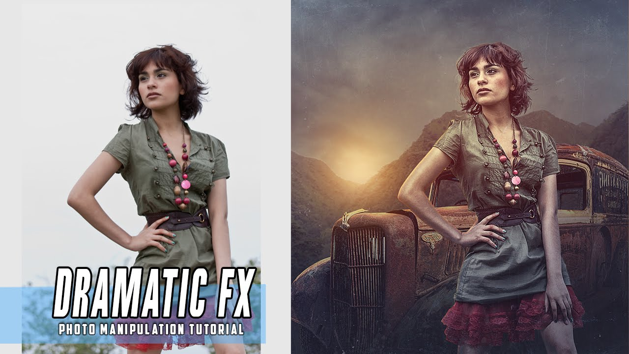 Classic vintage lookup color effect tutorial photoshop youtube.