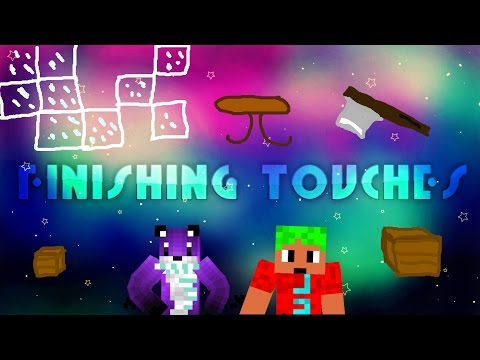 Minecraft Survival / Finishing Touches / #4