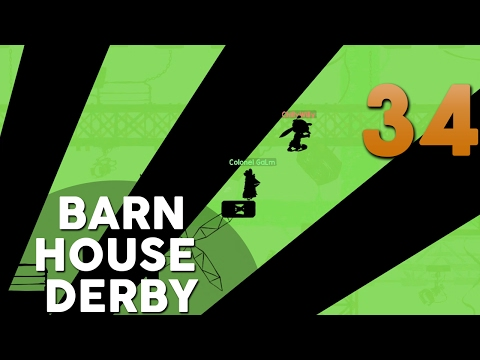 [34] Barn House Derby (Let's Play Ultimate Chicken Horse w/ GaLm and friends)