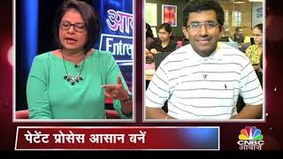 Awaaz Entrepreneur CNBC covering Innov8 Coworking | Dr Ritesh Malik