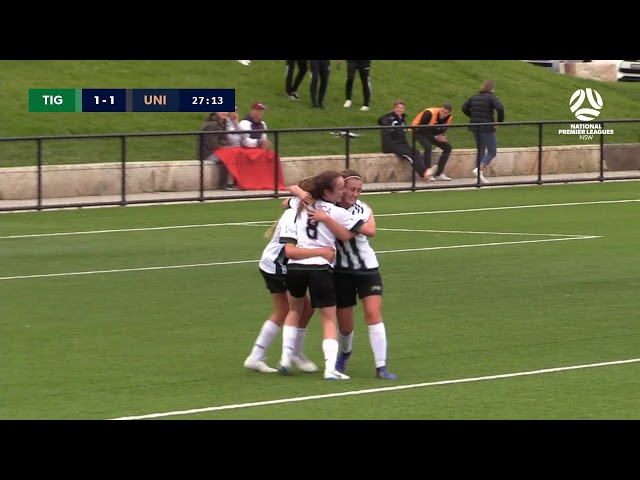 Round 2 - NPL NSW Women's Northern Tigers v Sydney University