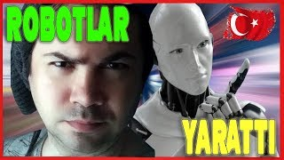 Oğuz Sasi Bilinçli Robotlar ve İnsanın Yaratılışı (Kesin İzle)
