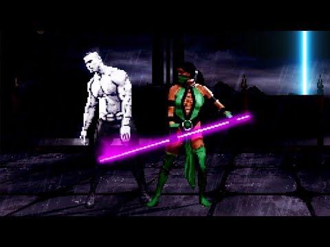 Mortal Kombat Project Revitalized 2 By MKA (MUGEN) - Jade