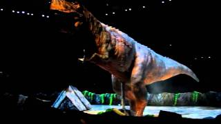 Walking with Dinosaurs in Tokyo(1)(Aug.6)