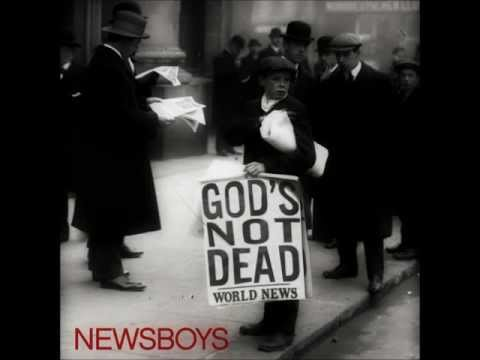 Newsboys - Pouring It Out For You (Audio)