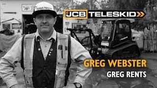 JCB Teleskid Limitless Potential - Greg Rents Testimonial