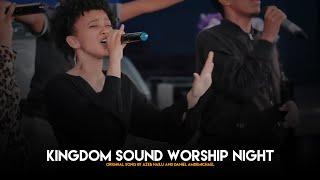 KAHNE By Fenan Befkadu @ Kingdom Sound Worship Night