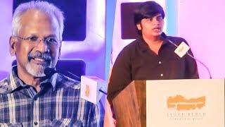 "Mani Ratnam Calls Karthik Subburaj ""A Legend"" | Reasons Revealed | TN 173"