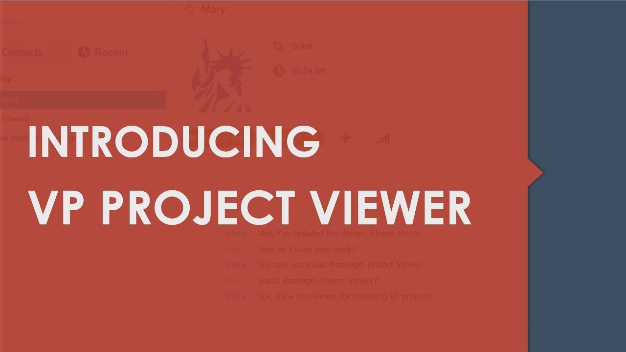 introducing visual paradigm project viewer - Visual Paradigm Viewer