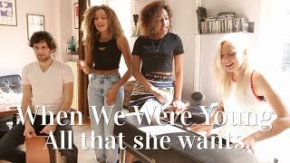 When We Were Young - All that she wants (Ace of Base)