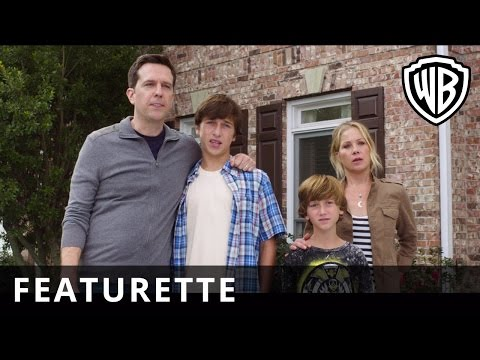 Vacation – Behind The Scenes With The Griswolds featurette – Warner Bros. UK