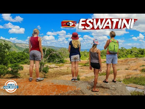 Welcome to the Kingdom of Swaziland! AKA eSwatini | 90+ Countries with 3 Kids