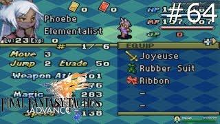 Final Fantasy Tactics Advance [64] Finding the ribbon