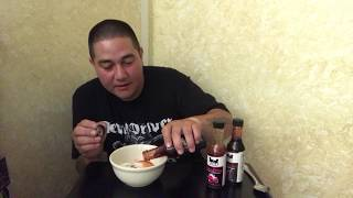 Recent Spicy Pickups - Dessert Hot Sauce On Ice Cream - ( Video 3 of 6 ) - Spoonful Saturday - MrMaD