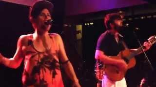 Ruby Soho (Rancid cover) - Pépé et sa guitare featuring Pascale Picard - Québec City - 2015-07-11