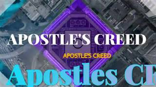 St. Pete First Children's Ministry: Apostles Creed Level up!