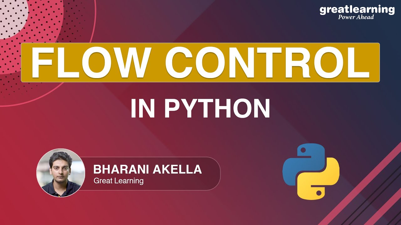 Flow Control in Python | Python for Beginners