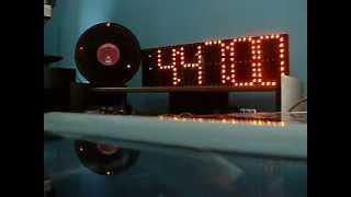 12 Hour Record Clock Kit