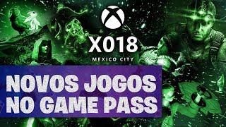 Novo PlayStation 4 Pro e mais de 12 anúncios para Game Pass no evento X018