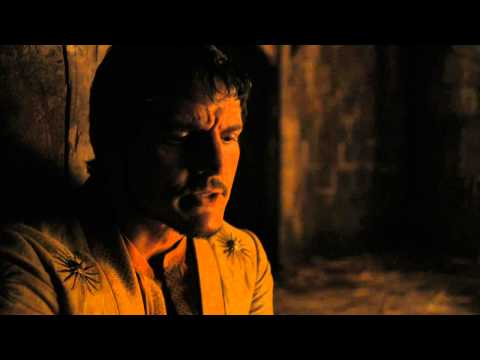 Game of Thrones Season 4: Episode #7 Clip - Oberyn Meets with Tyrion (HBO)