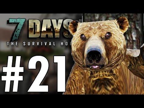7 Days to Die - เจ็ดวันจะท้องเสียตายกับหมีในตำนาน!! ft.KuiperzZ (21)