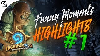 SK - Hearthstone Highlights #1