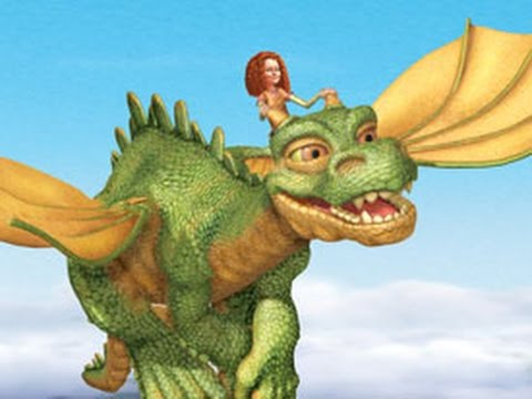 Jane And The Dragon Cartoon For Kids Youtube