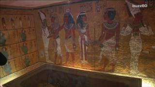 King Tut's Tomb Could be Hiding a Secret Chamber