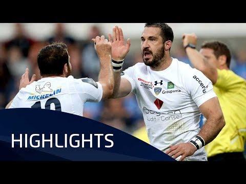 Ospreys v ASM Clermont Auvergne (P2) - Highlights – 15.10.2017