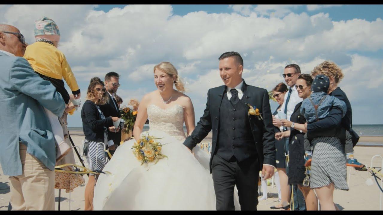 Strandhochzeit auf Usedom - Das Team von Hochzeit Usedom lässt Träume wahr werden