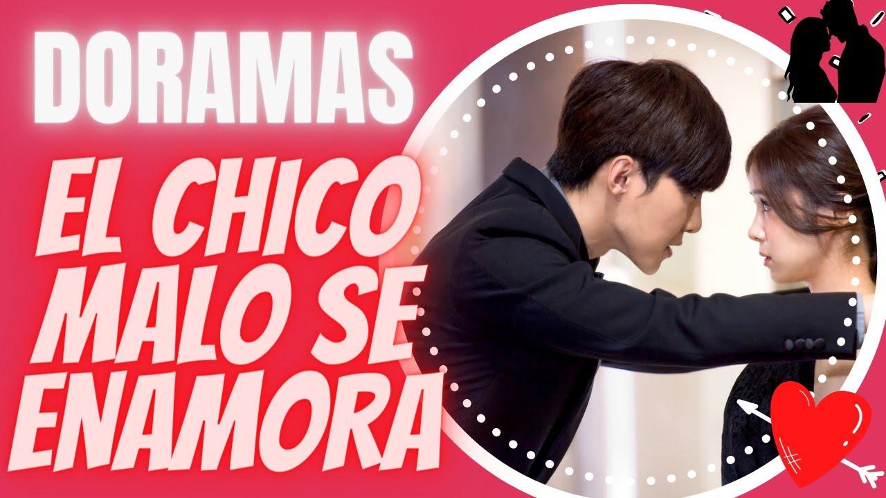 Download DORAMAS EL CHICO MALO SE ENAMORA DE LA PROTAGONISTA💖💖