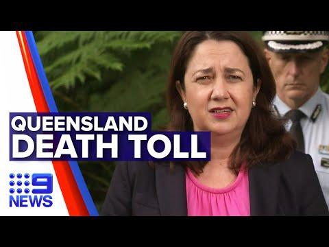 Coronavirus: Queensland Records Fourth Death   Nine News Australia