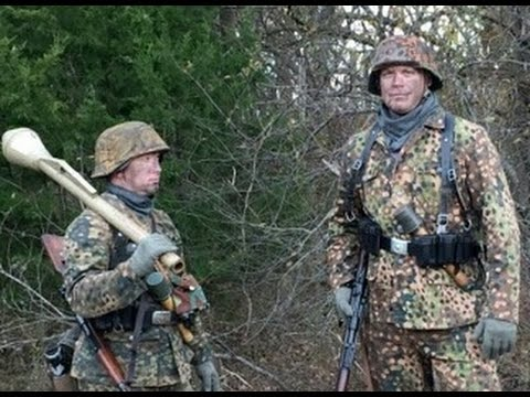 Wwii Waffen Ss Camouflage