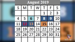 LPSS chooses calendar for new school year