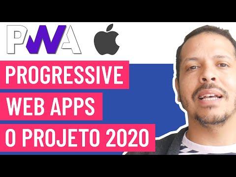 Curso PWA #22 - O Projeto 2020
