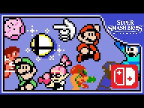 Main Theme (8-BIT) - Super Smash Bros. Ultimate